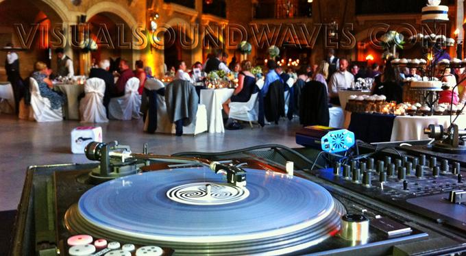 Wedding DJ Banff Springs Mount Stephen Hall